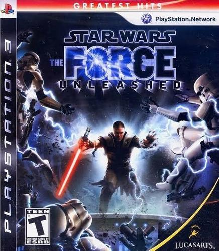 Star Wars The Force Unleashed (Seminovo) - PS3