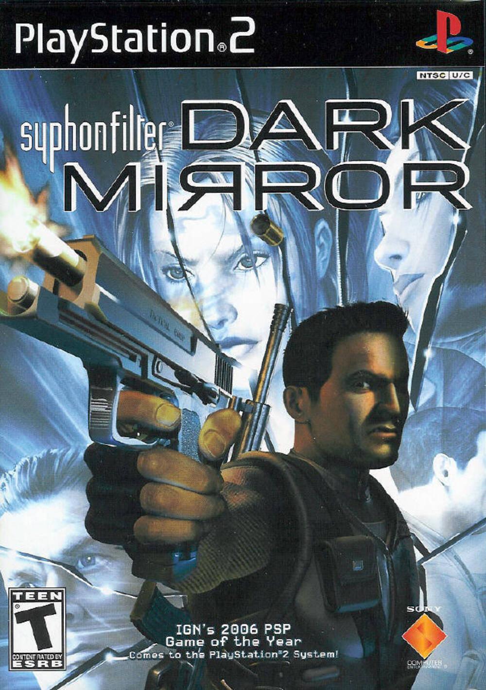 Syphon Filter Dark Mirror (Seminovo) - PS2