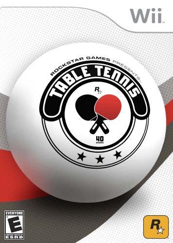 Table Tennis (Seminovo) - Wii