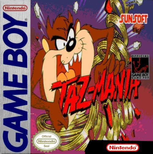 Taz Mania (Sem caixa) (Seminovo) - Game Boy