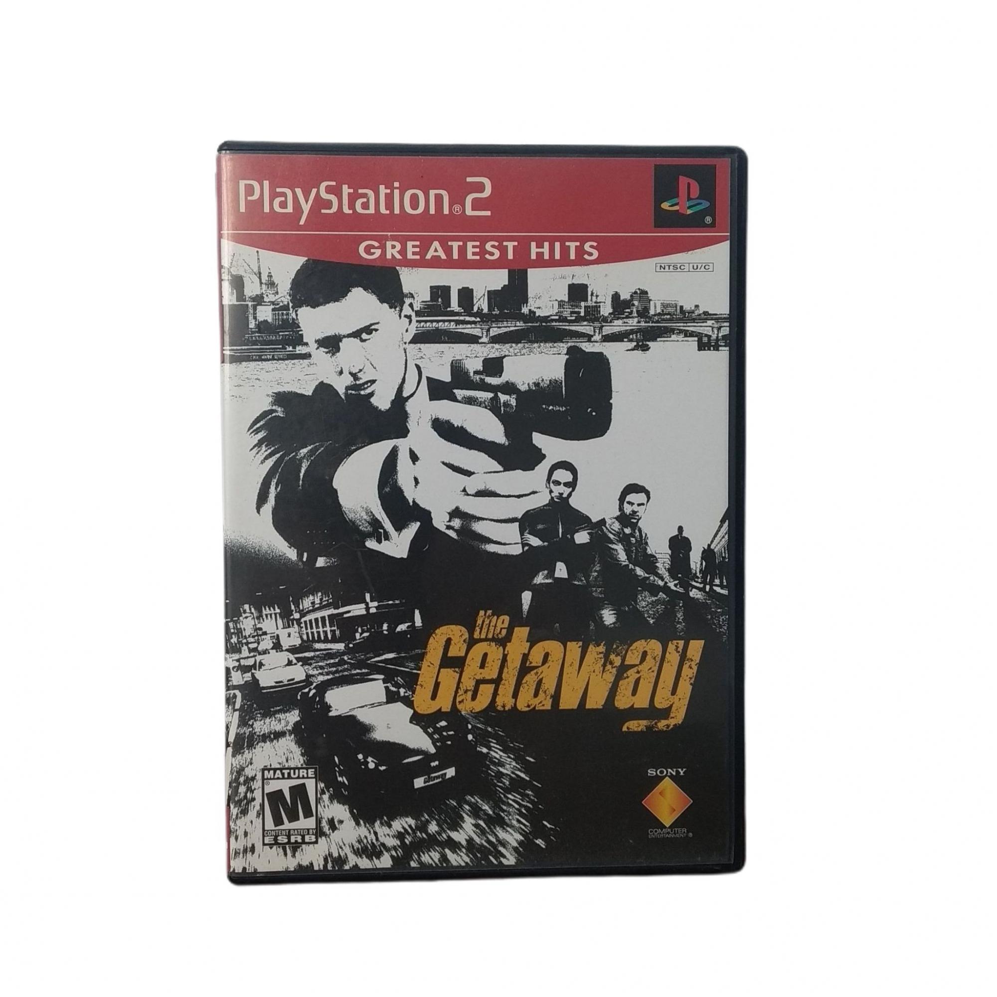 The Getaway Greatest Hits (Seminovo) - PS2