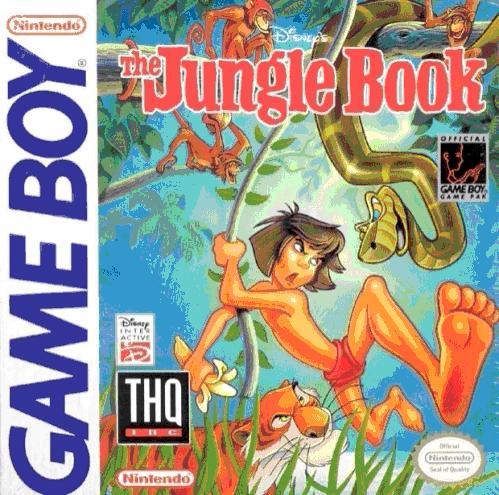 The Jungle Book (Sem caixa) (Seminovo) - Game Boy