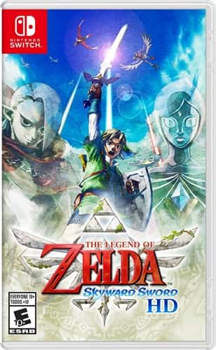 The Legend of Zelda Skyward Sword HD (Pré-venda) - Switch