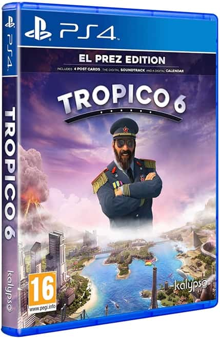 Tropico 6 El Prez Edition - PS4