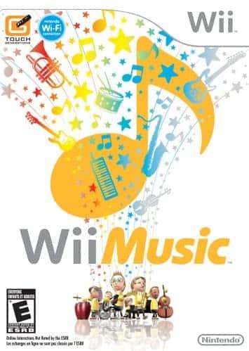 Wii Music (Seminovo) - Wii