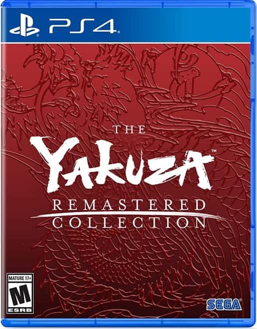 Yakuza Remastered Collection (Standard Edition) - PS4