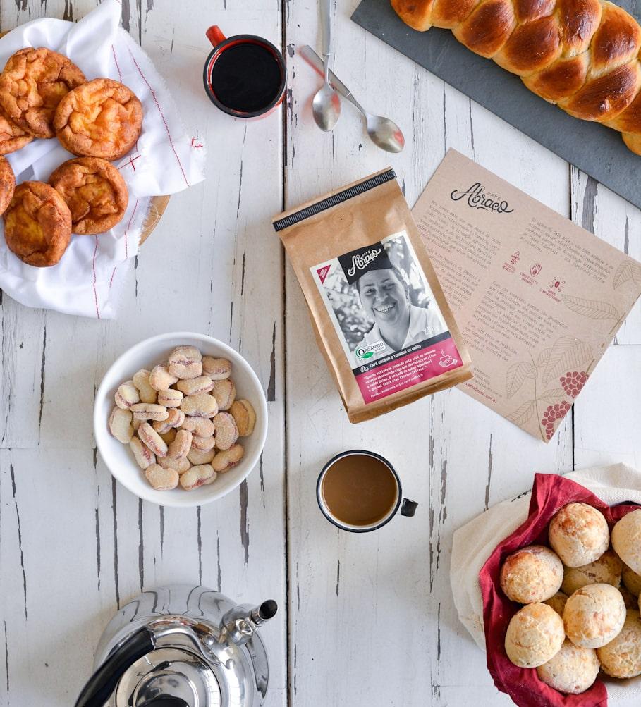 Café da Regina, notas sensoriais de chocolate e caramelo - (250g)