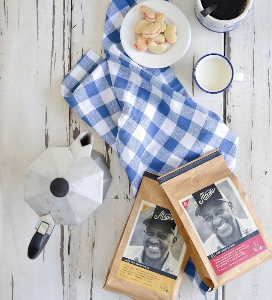 Café do Sr. Vicente, notas sensoriais de chocolate e mel - (250g)