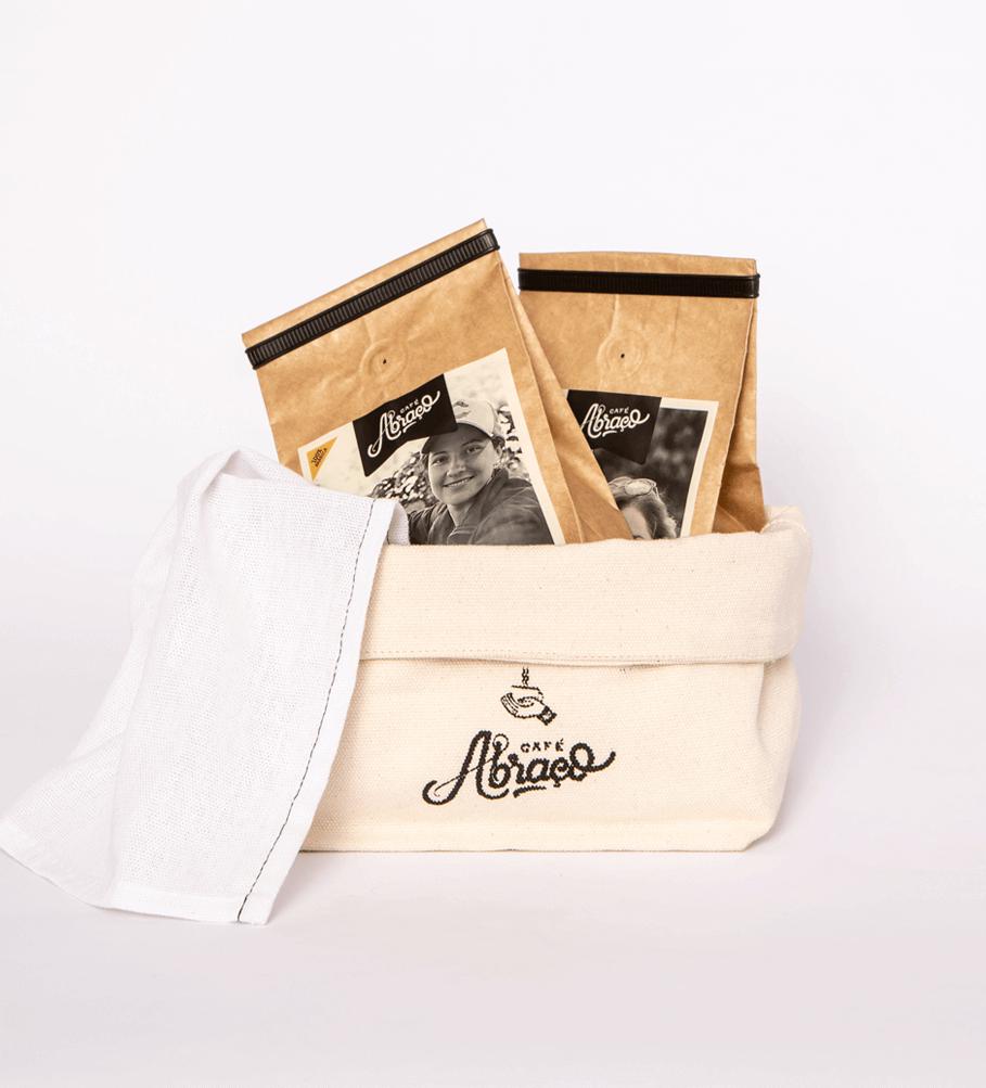 Kit Mesa - dois cafés
