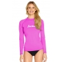 Camiseta Adulto Feminina com Proteção UV Focker