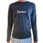 Camiseta Adulto Masculino com Proteção UV Focker