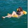 Rede Bóia Flutuante Para Mar e Piscina