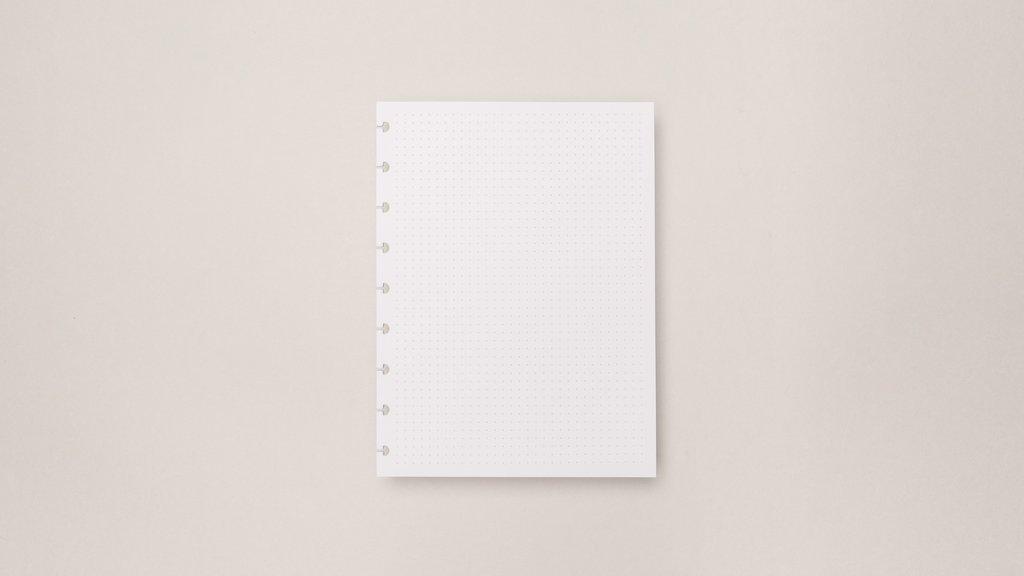 Refil Pontilhado M 120g p/ Caderno Inteligente