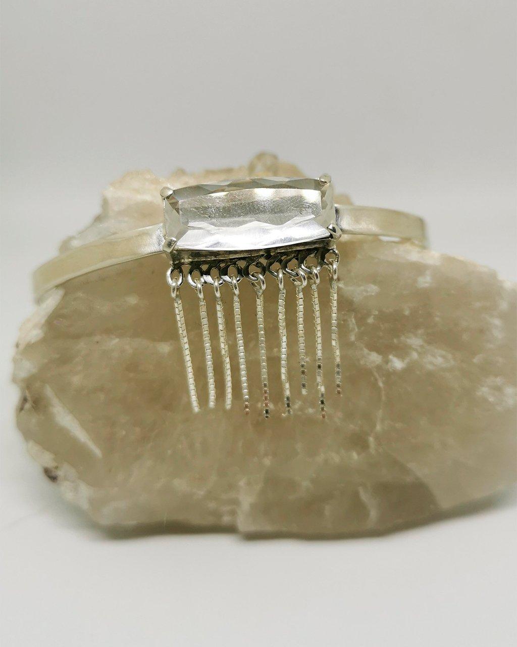 Bracelete Raios Cristal