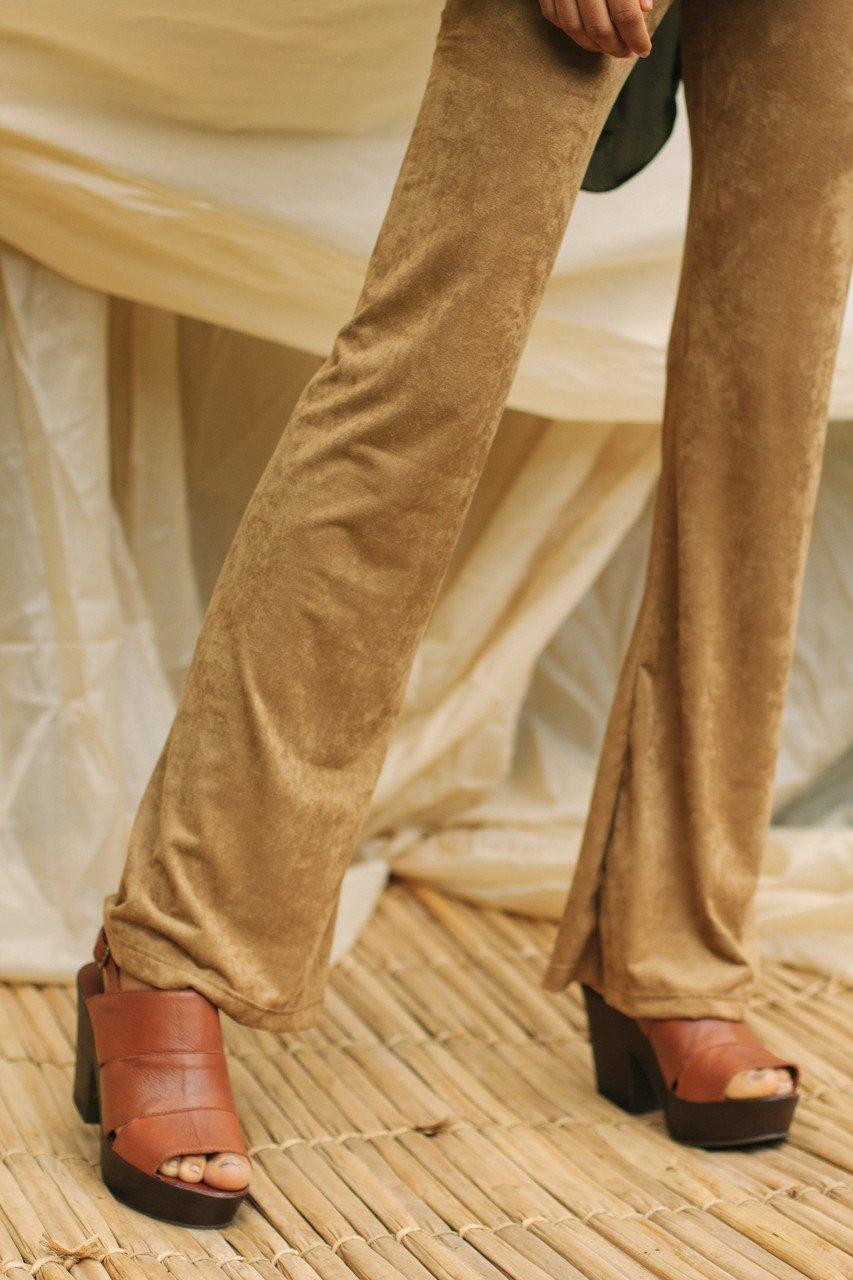 Legging Pantalona Suede