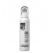 SPRAY DE BRILHO - LOREAL TECNI ART. PURE  RING LIGHT 150ML