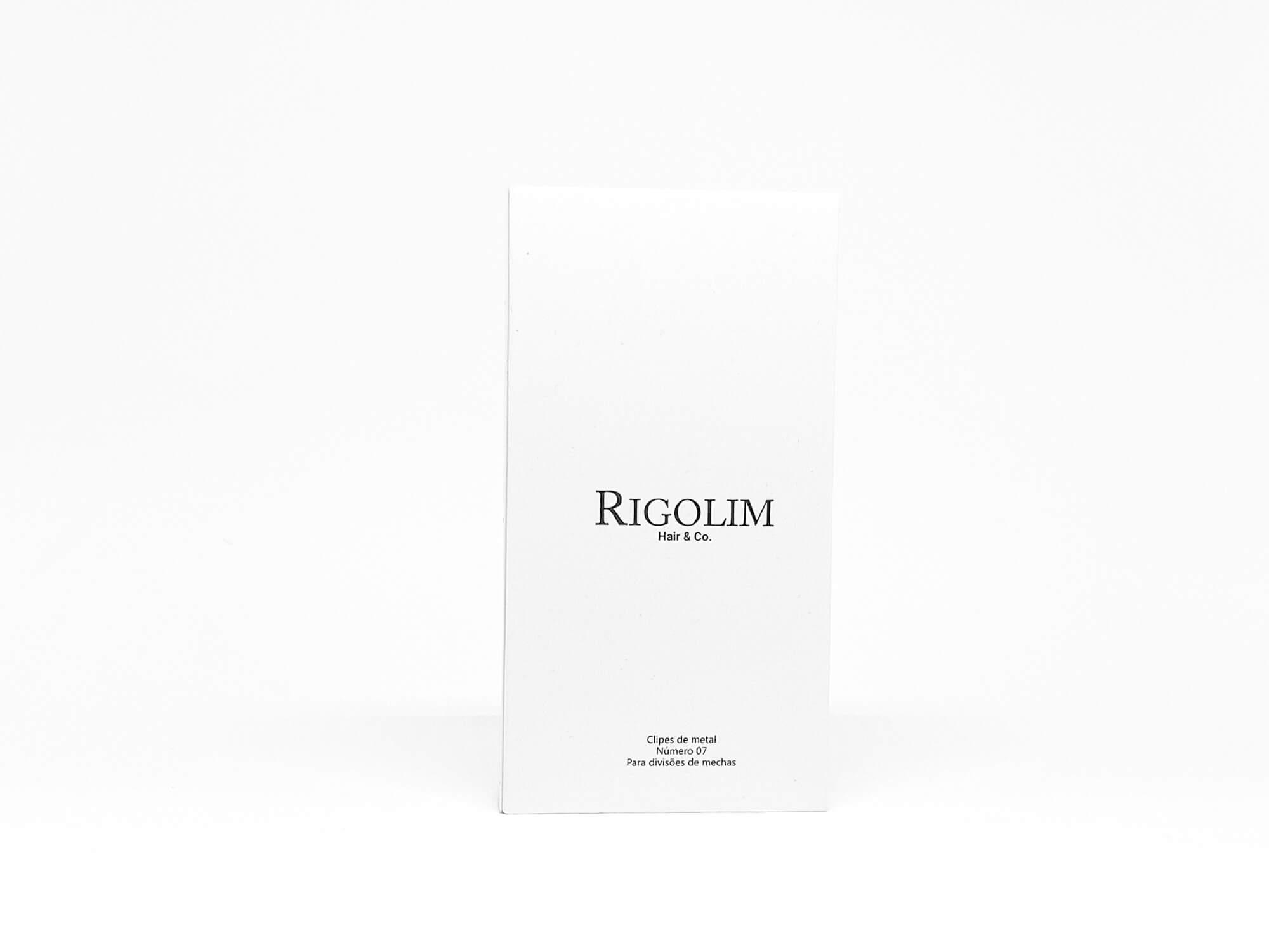 CLIPE DE METAL Nº07 - RIGOLIM HAIR & CO 6un