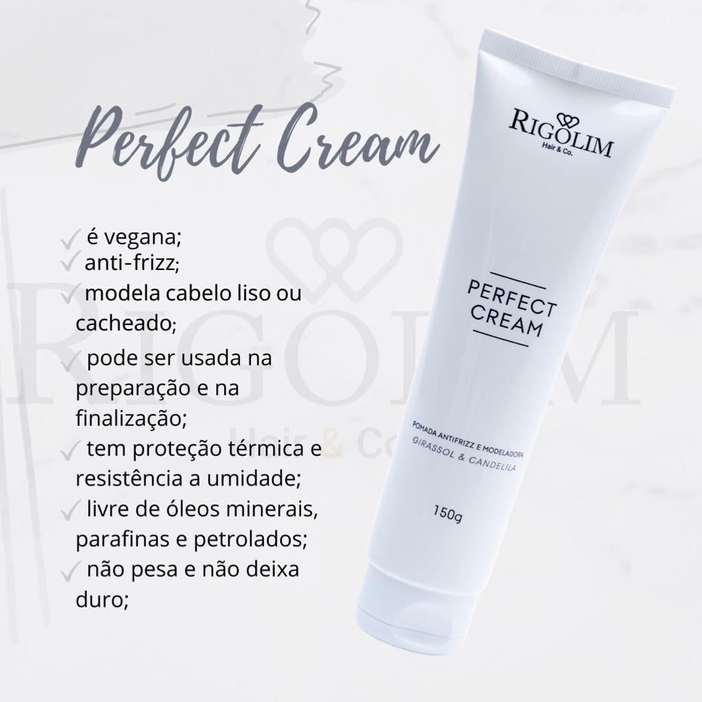 POMADA - RIGOLIM HAIR & CO PERFECT CREAM 150g