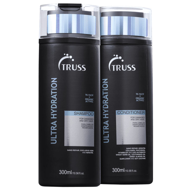 SHAMPOO - TRUSS ULTRA HYDRATION 300ml
