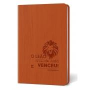Bíblia AEC Laranja Leão