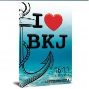 BIBLIA LETTERING BIBLE I LOVE BKJ BV