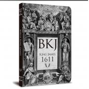 BIBLIA LETTERING BIBLE RETRO BKJ1611 BV