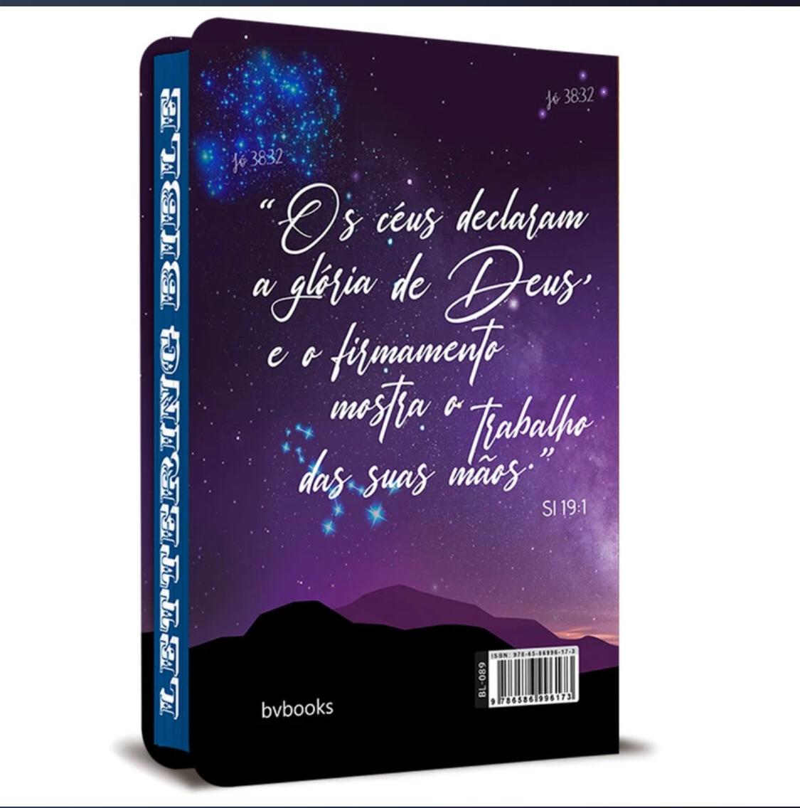 BIBLIA LETTERING BIBLE UNIVERSO BV