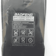 Bateria Original Baofeng Uv-6 Profissional Dual Band