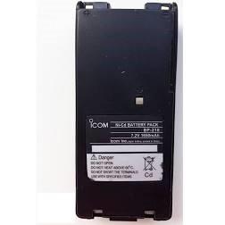 Bateria P/ Rádio Icom Ic-v8, Ic-v82 De 1650mah