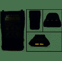 bateria para radio baofeng uv6 30 pcs