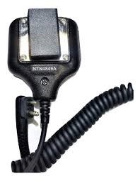 Microfone Mini Ptt P/radio Motorola Ep 450 Dep 450 Qualidade