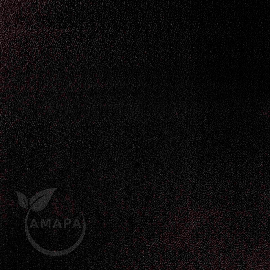 PLACA DE BORRACHA LATEX CREPE NA COR PRETO EM 3,0 MM
