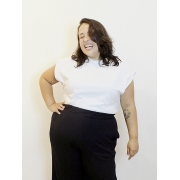 Blusa Muscle Tee Plus Size