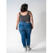 Calça Mom Jeans Plus Size Básica
