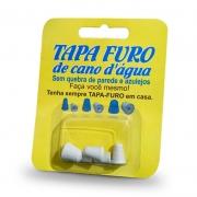 Kit Tapa Furo para Cano D'água