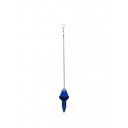 Obturador Para Caixa Embutida Vareta Azul Montana