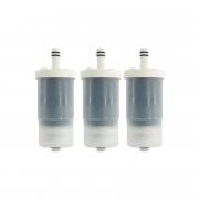 Vela Refil De Filtro Nobre P De Rosca - Kit Com 3 Und