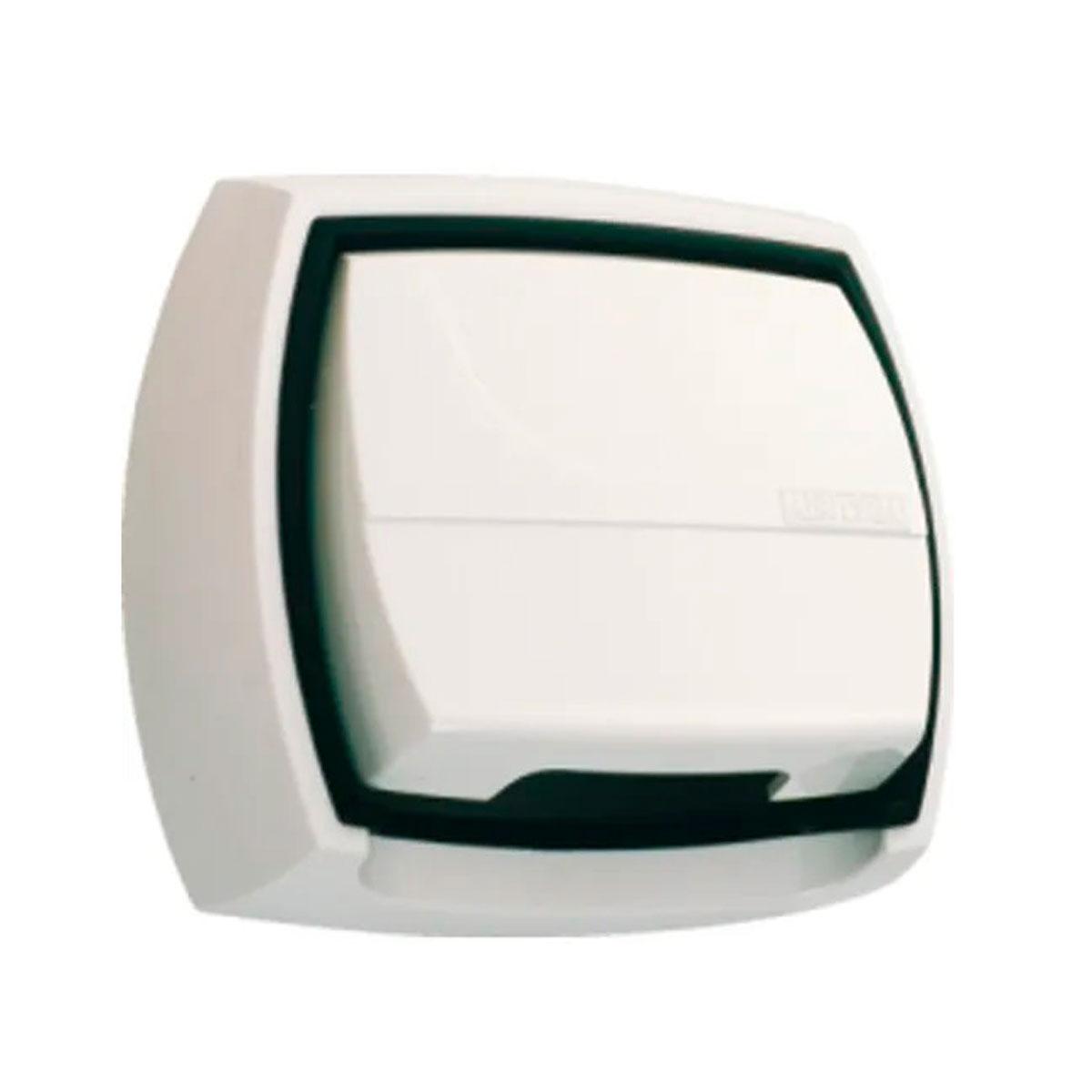 Acabamento Válvula Descarga Universal Branco Astra