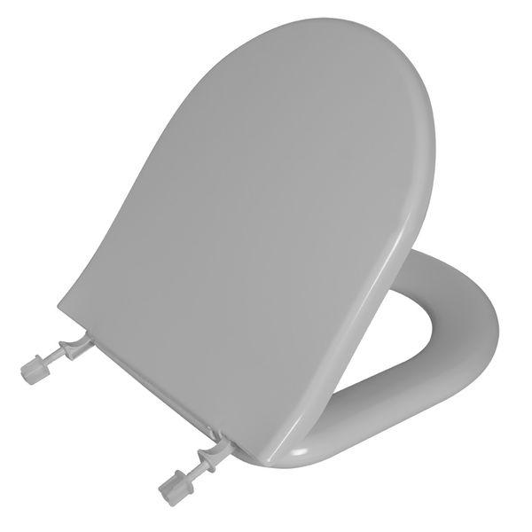 Assento Calypso Almofadado Branco  Astra