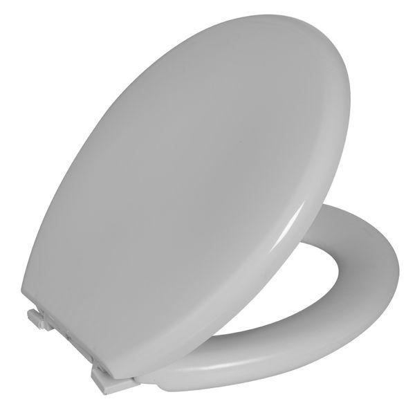 Assento De Ville Almofadado Branco Gelo  Astra