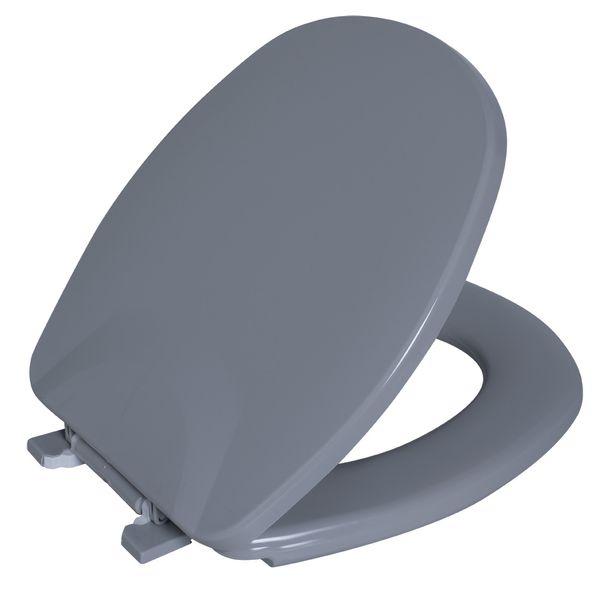 Assento Fast Almofadado Cinza  Astra