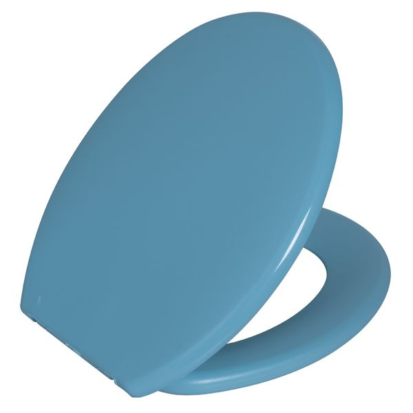 Assento Oval Soft Azul Claro 1  Astra