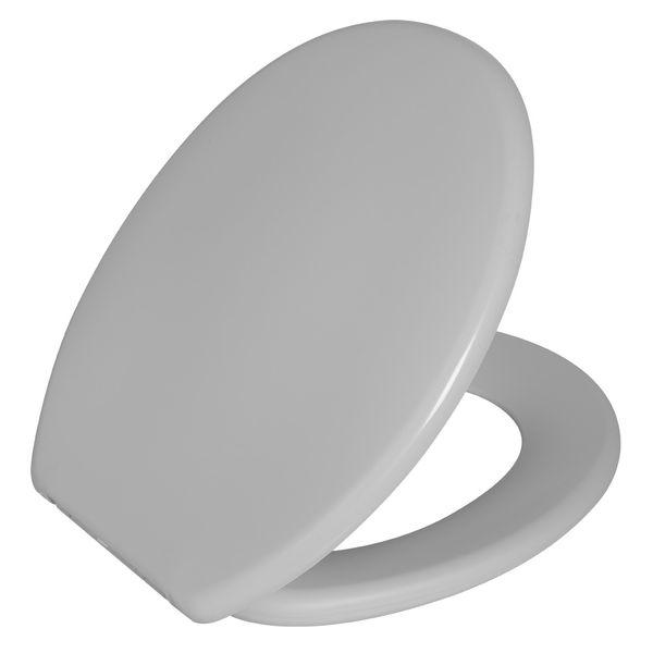 Assento Oval Soft Branco  Astra
