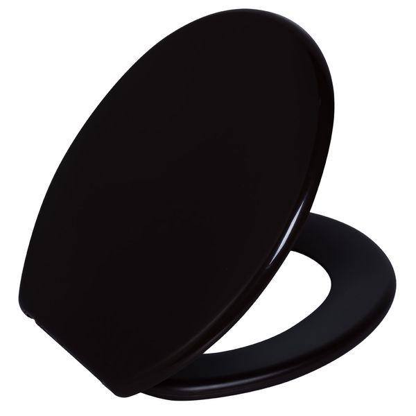 Assento Oval Soft Marrom 1 Astra