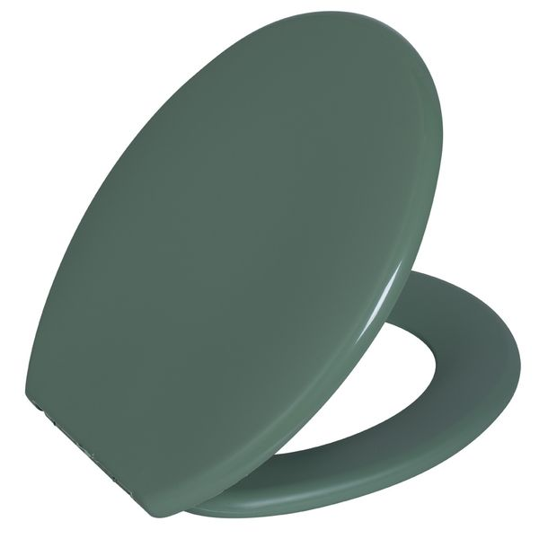 Assento Oval Soft Verde 3 Astra