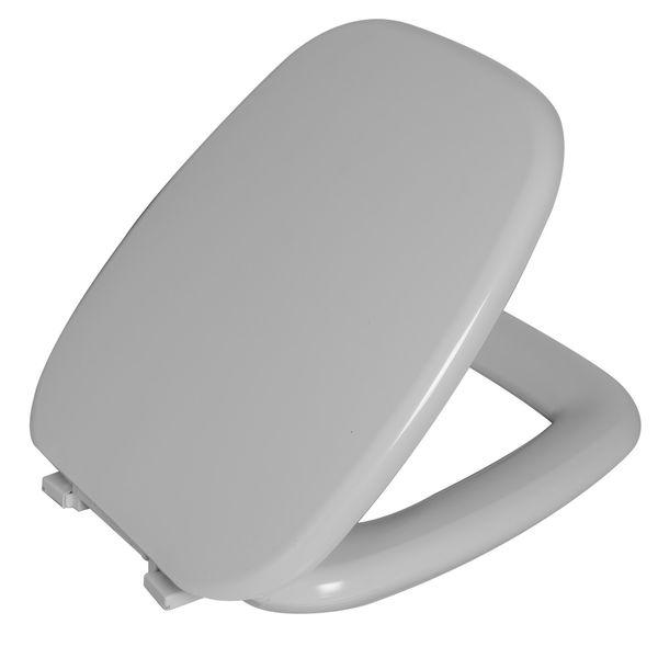 Assento Versato Almofadado Branco  Astra
