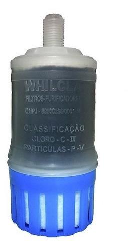 Filtro Copo Abs Cromado Whilcla