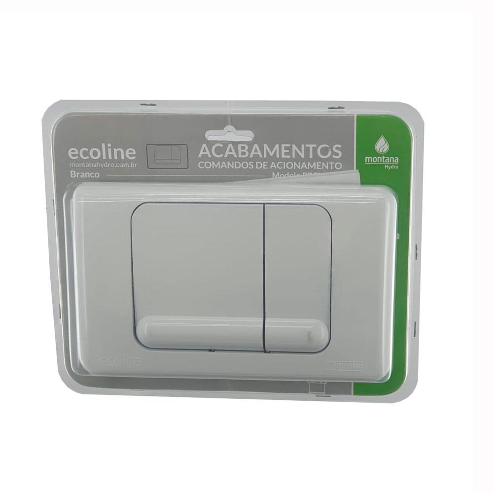 Kit Reparo Bóia PFC E Comando Caixa Descarga Ecoline Montana