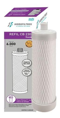 Refil CB230 Carbon Block 9.3/4