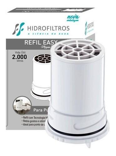 Refil De Filtro De Torneira Hidro Filtros